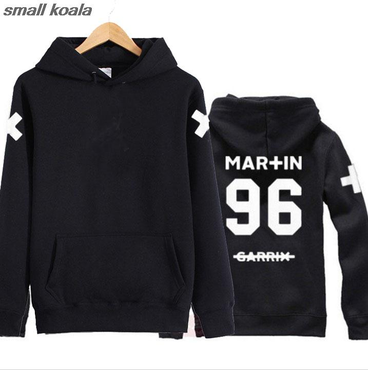 Allover 3 Yan Baskı Martin Garrix &39;Team Hoodies Tur Lover Hediye Tişörtü Womens/Mens Serin