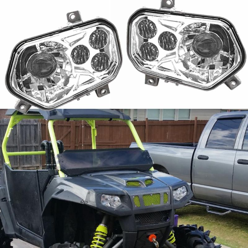 2015 POLARIS RZR 900 RZR S 900 RZR 900 XC OEM LED FAR KITI polaris 900 rzr